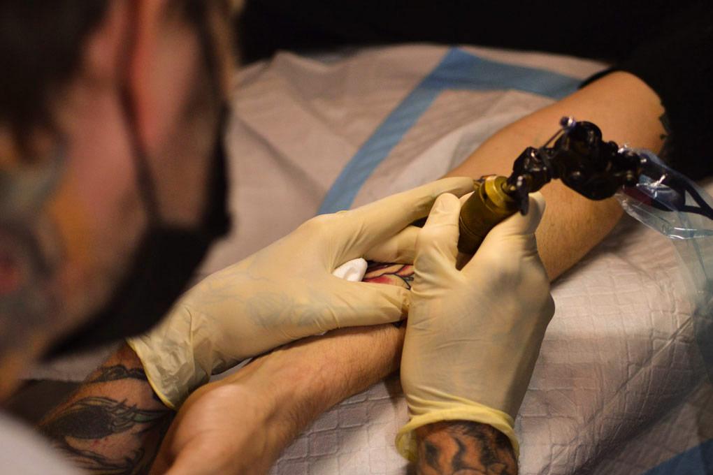 trade mark tattoos