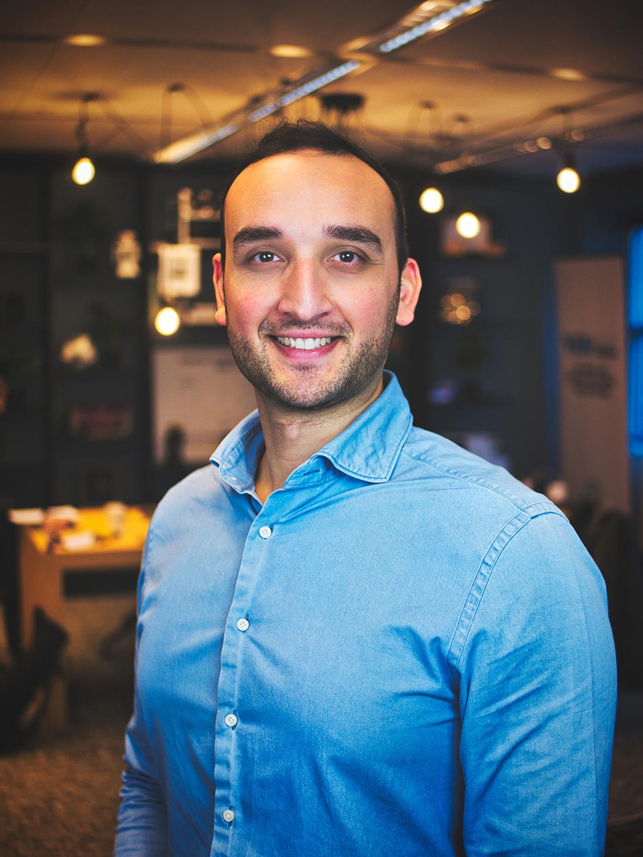 Portrait Mesbah Sabur