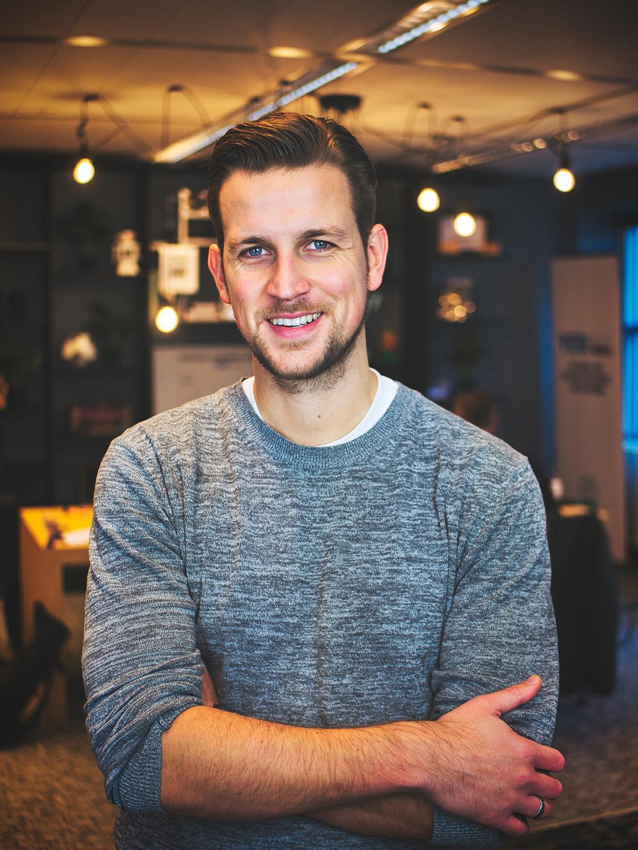 Portrait Brian Smits