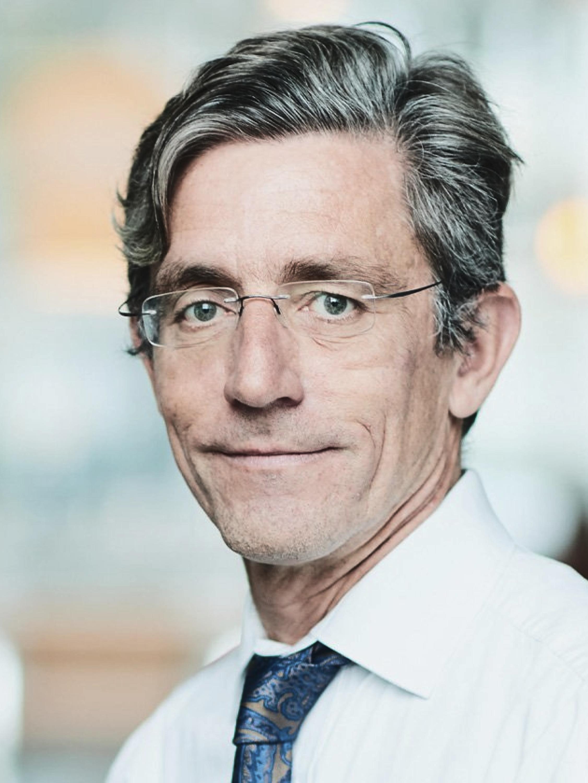Portrait Pascal Leroy
