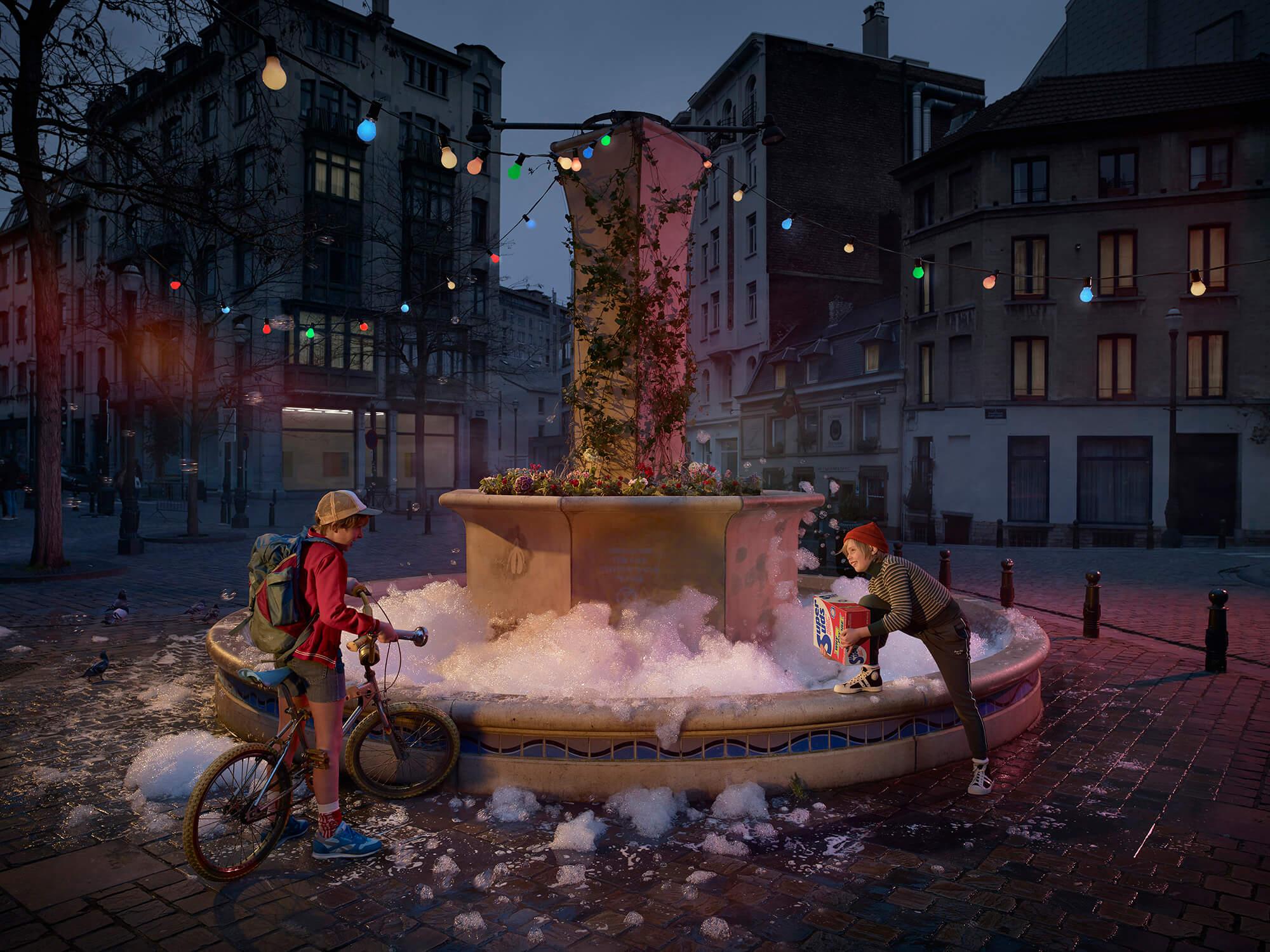Landor + Fitch by Geert de Taeye