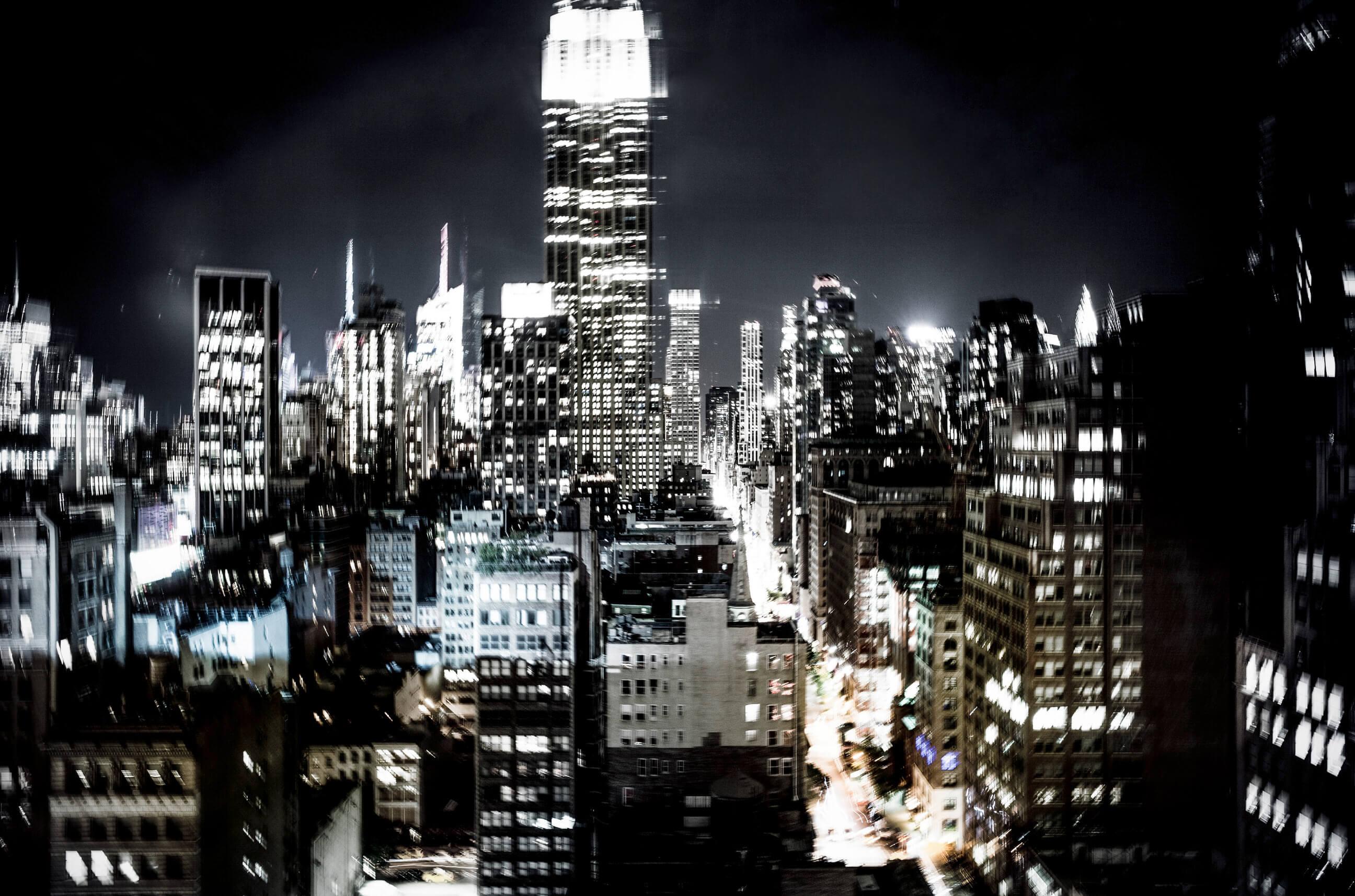 New York by Simon Puschmann