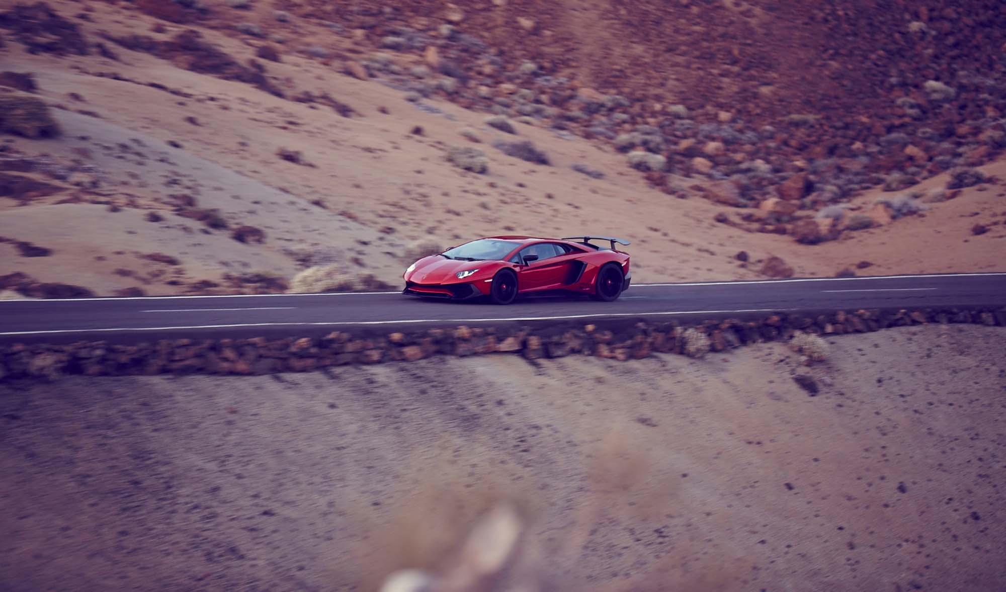 Lamborghini by Jan van Endert