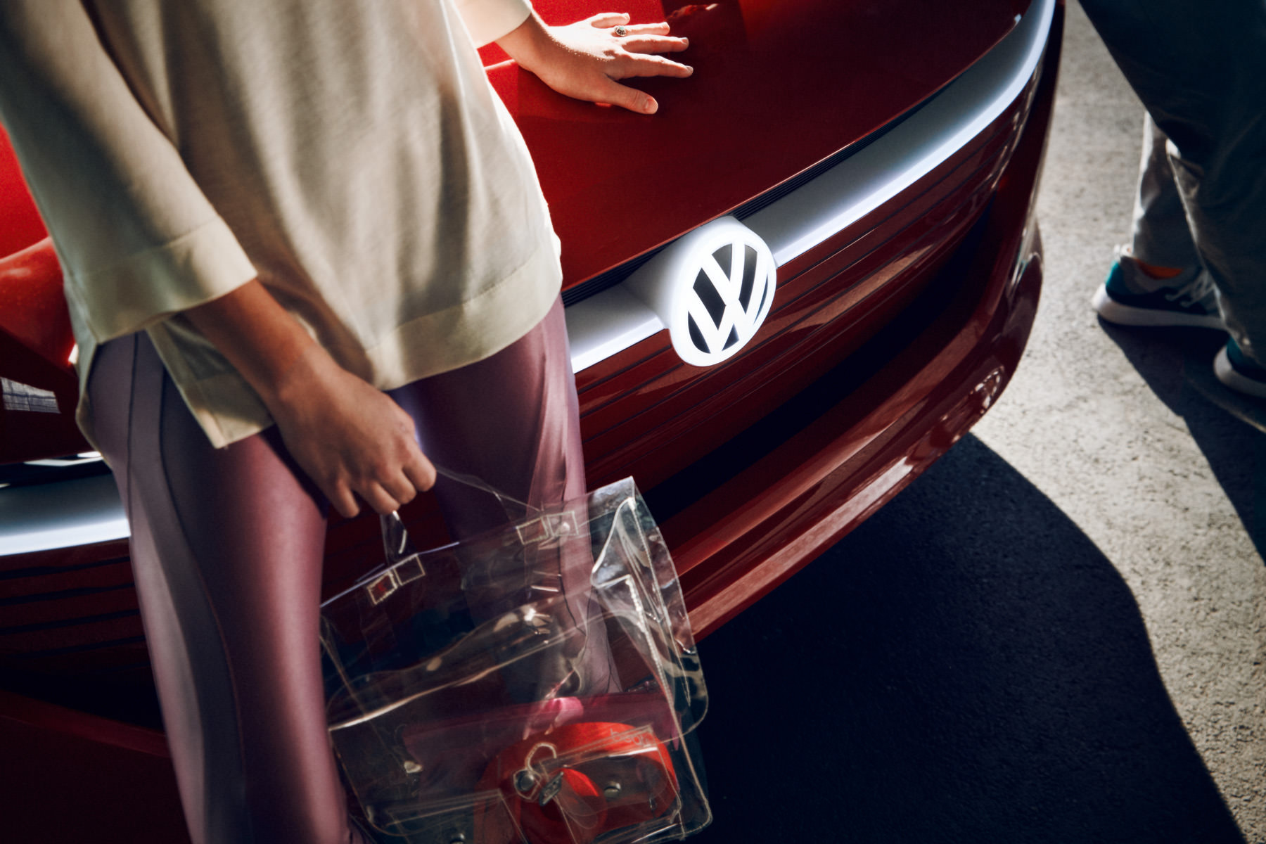 Volkswagen ID! Vizzion by David Daub