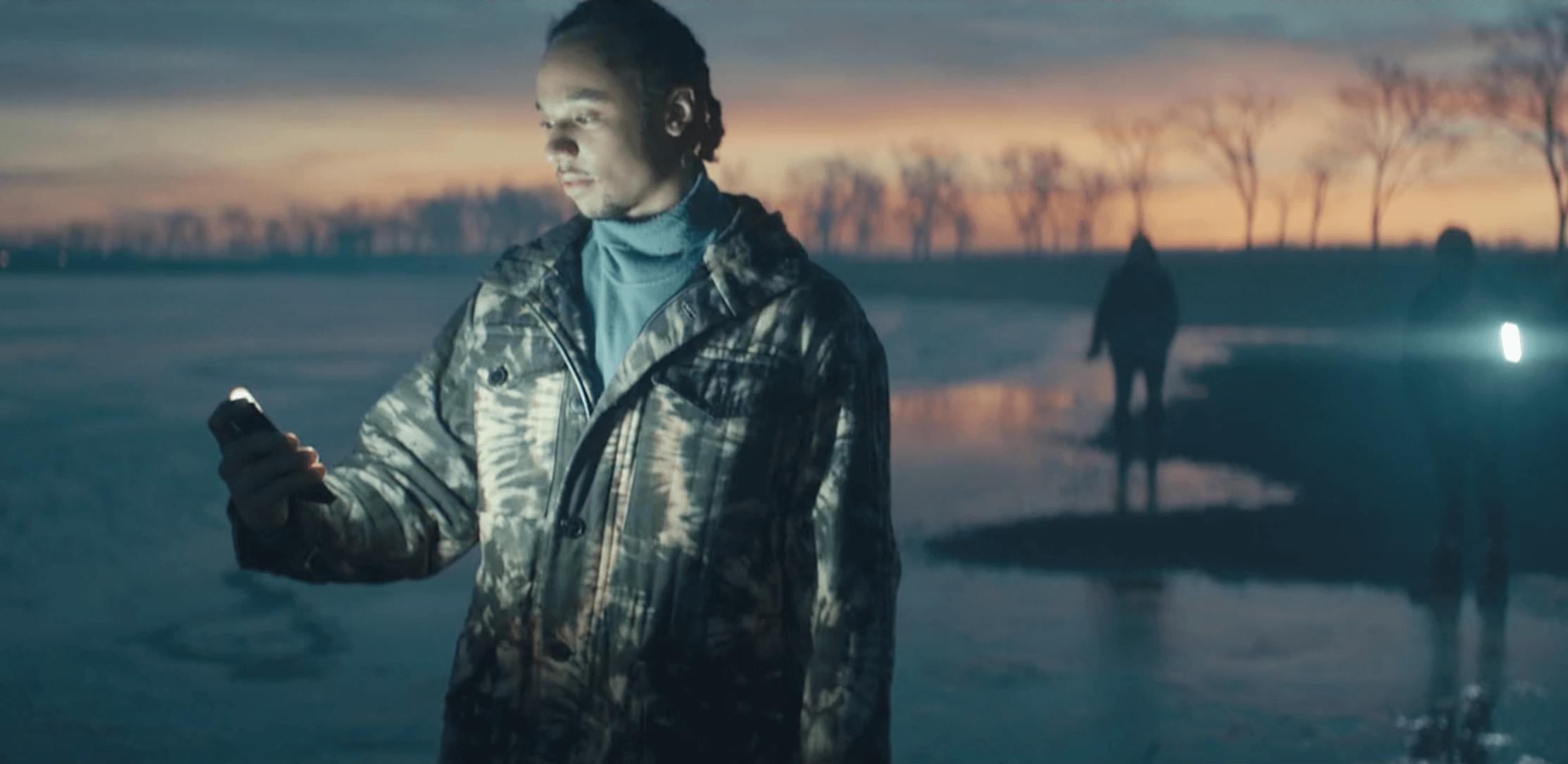 "Film ""Now You"" for the Austrian Telecom Provider A1 directed by Matthäus Bussmann"