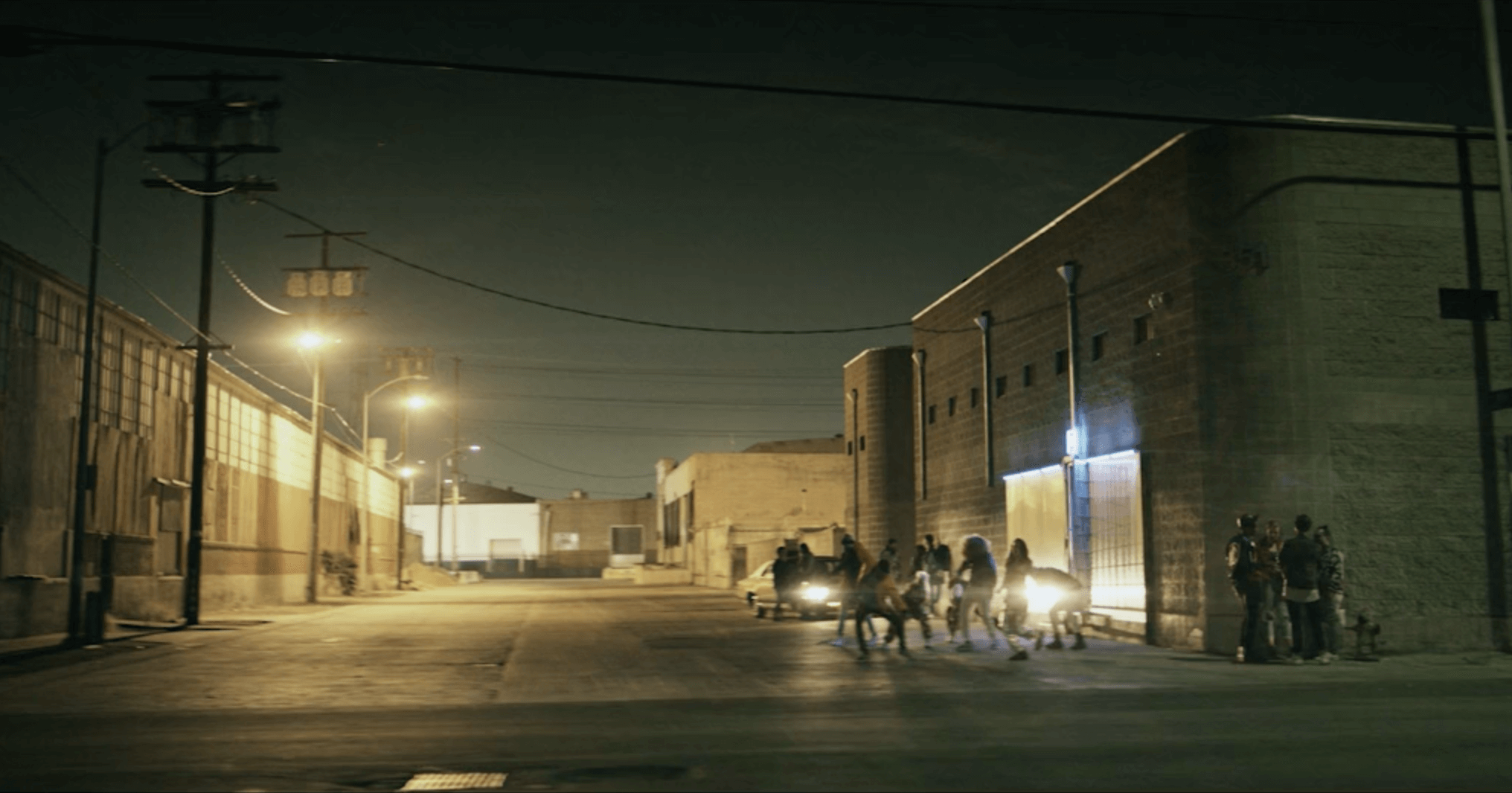 Film Dance for the BMW 3 series directed by Knut Burgdorf