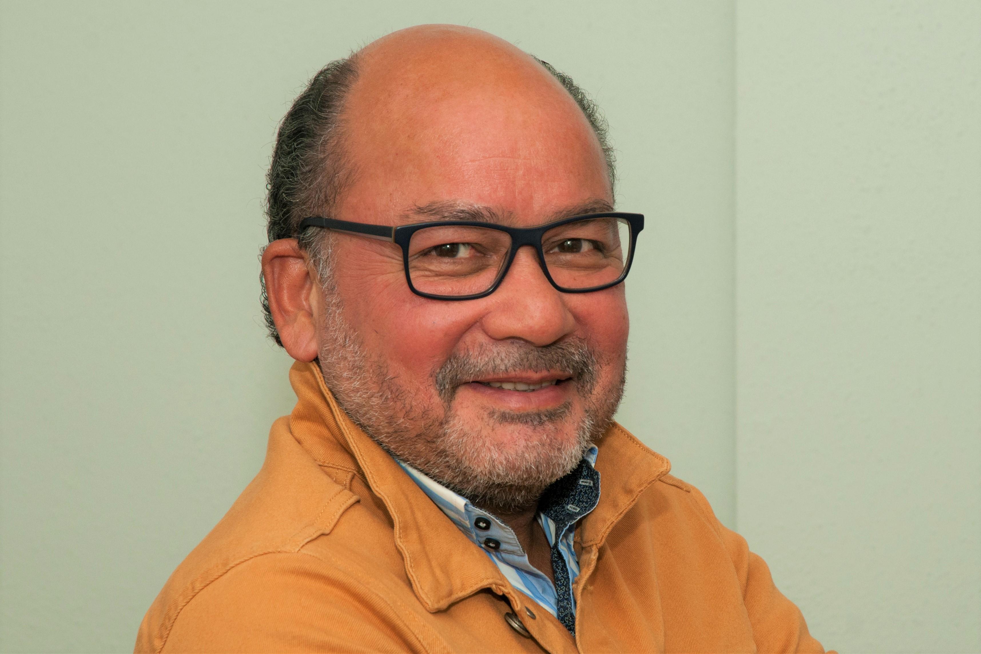 Walter Keyner Coach & Therapeut bij Wutah Gouda