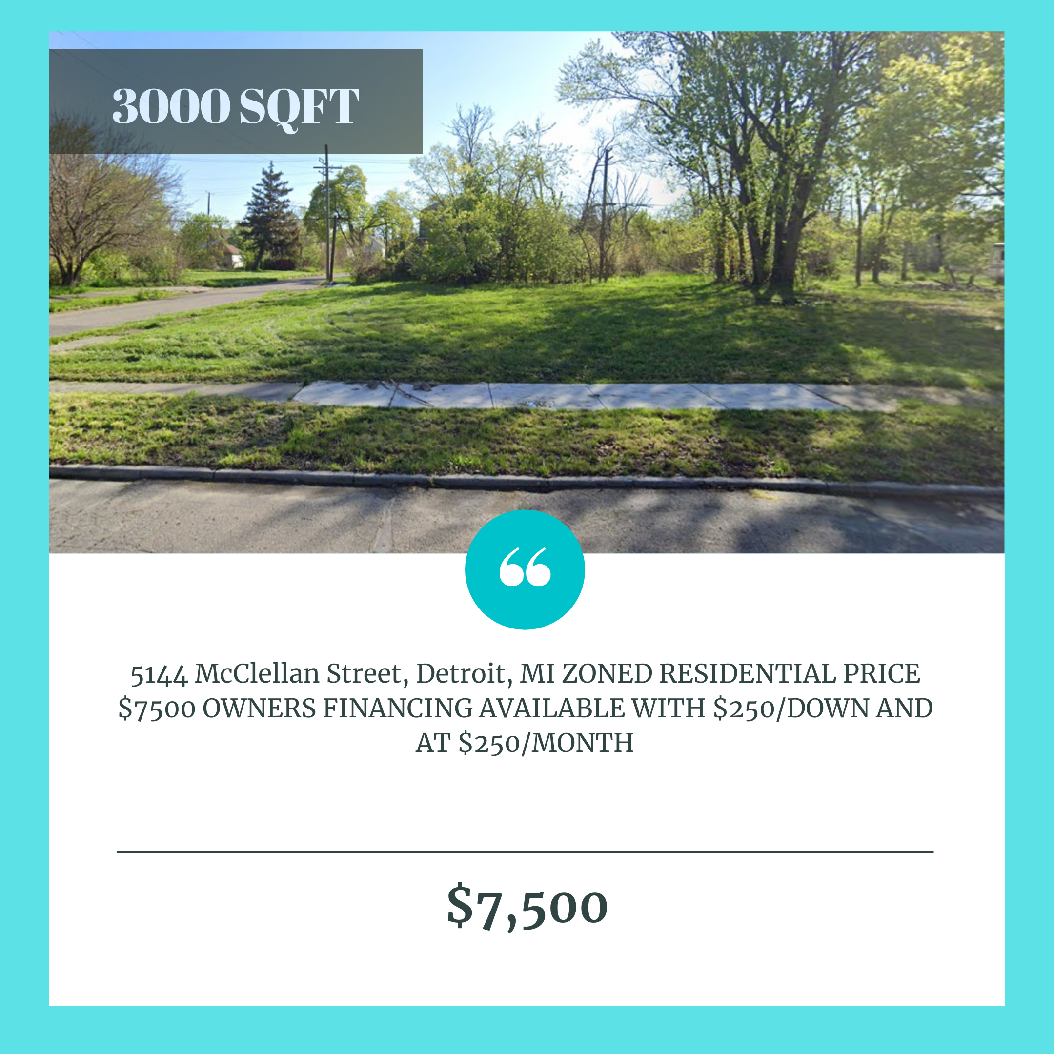 5144 McClellan Street, Detroit, MI