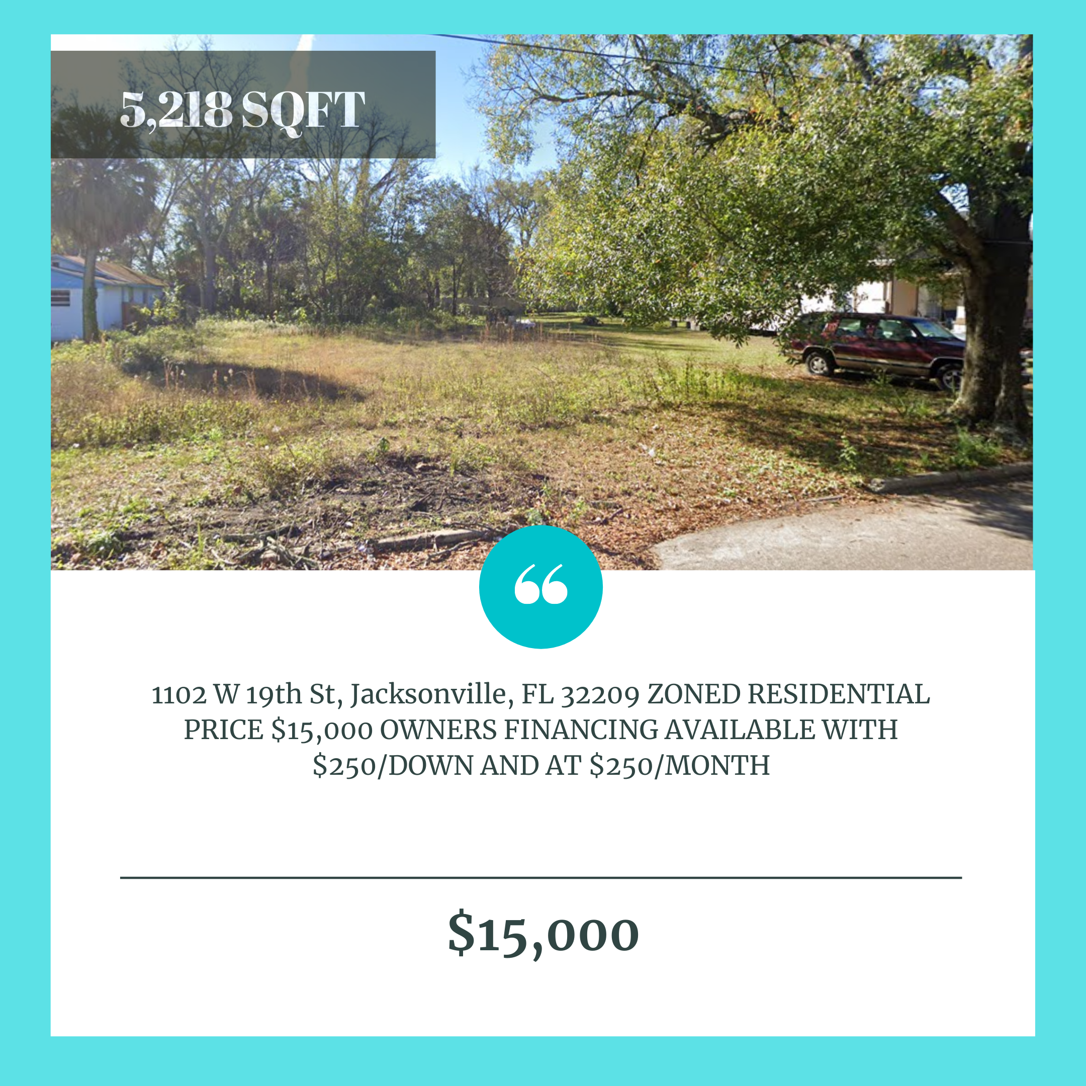 1102 W 19TH ST, JACKSONVILLE FL 32209