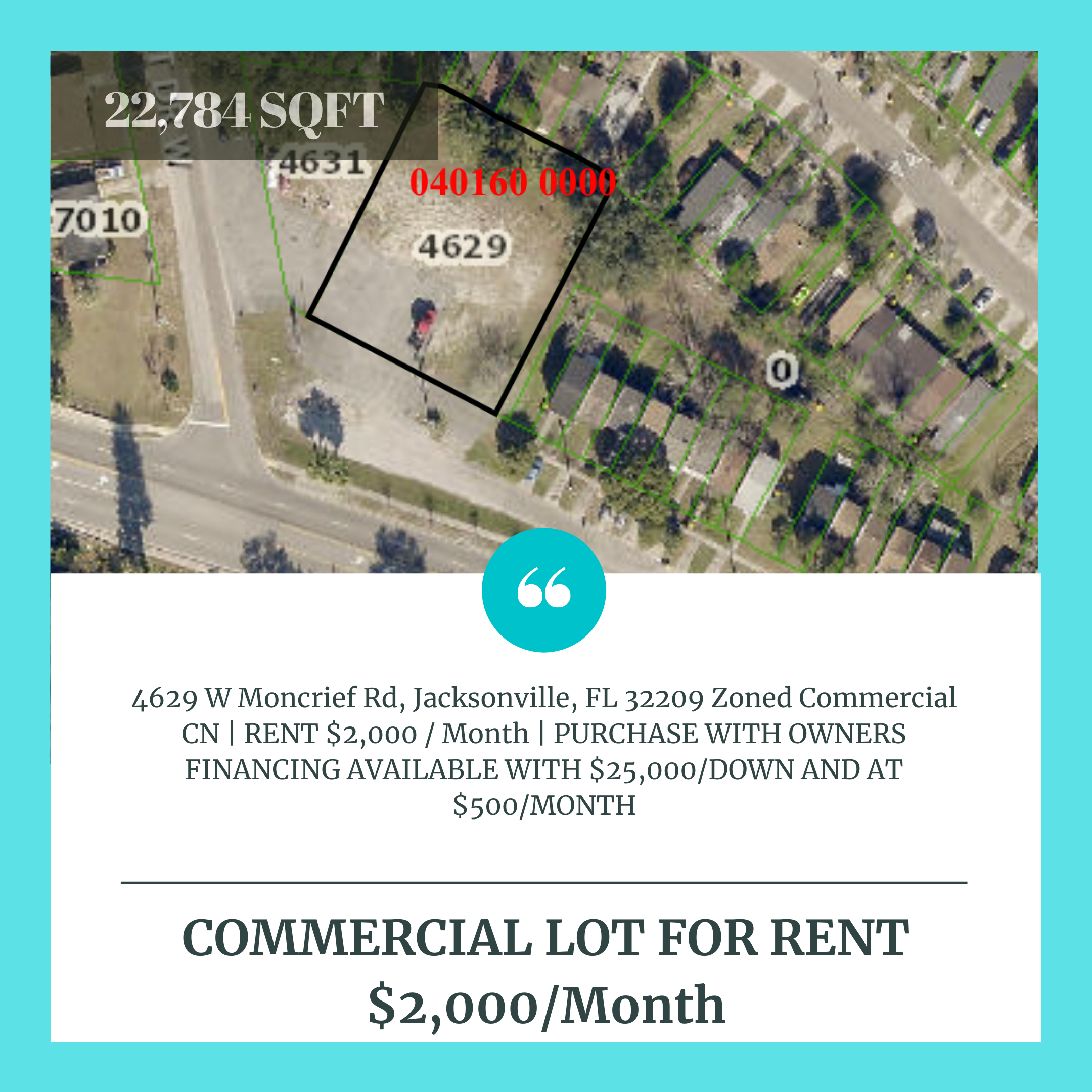 4629 W Moncrief Rd, Jacksonville, FL 32209
