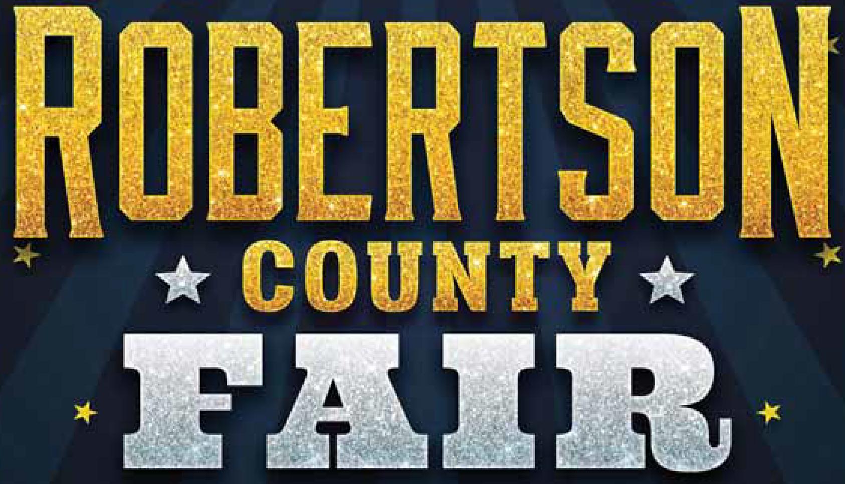 Robertson County Fair Catalog