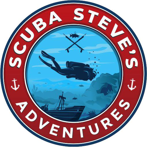SCUBA Steve's Adventures logo