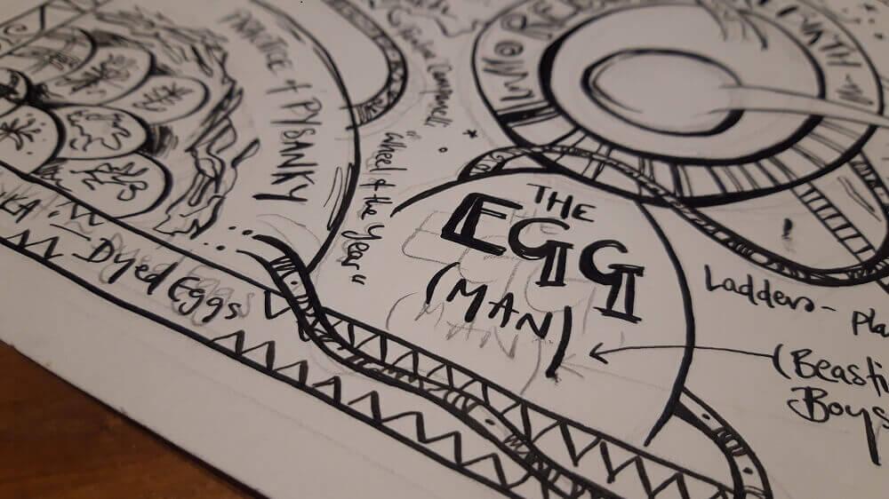 Beastie Boy Egg Man