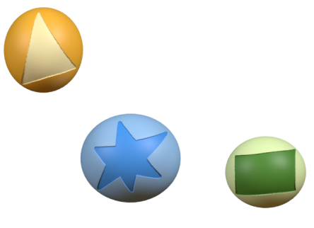 Random balls
