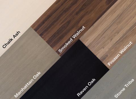 Baru Wood Finishes