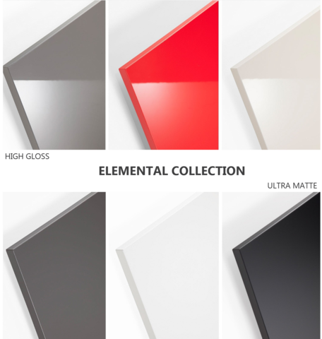 Baru Elemental Collection material
