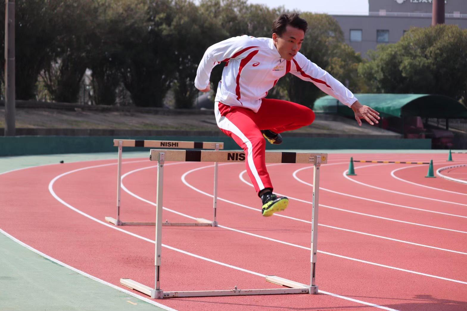 大林督享選手が、第105回日本陸上競技選手権大会に出場します!