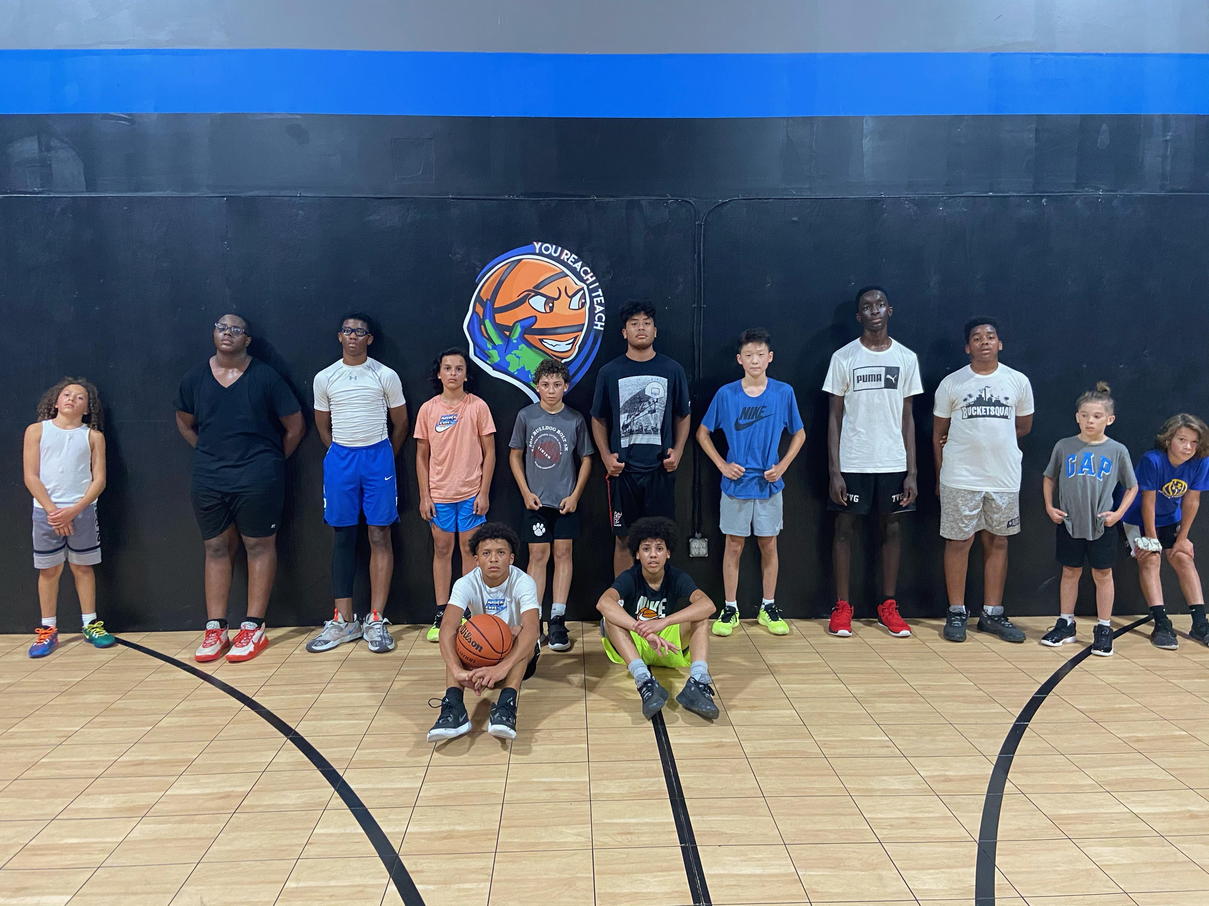 You Reach I Teach Basketball AcademySummer Camp