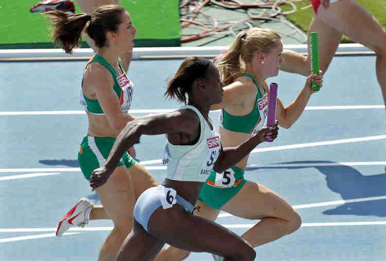 International Women's Day Ailis McSweeney
