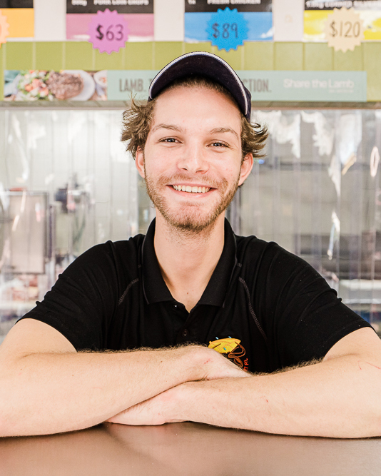 Liam Apprentice Butcher