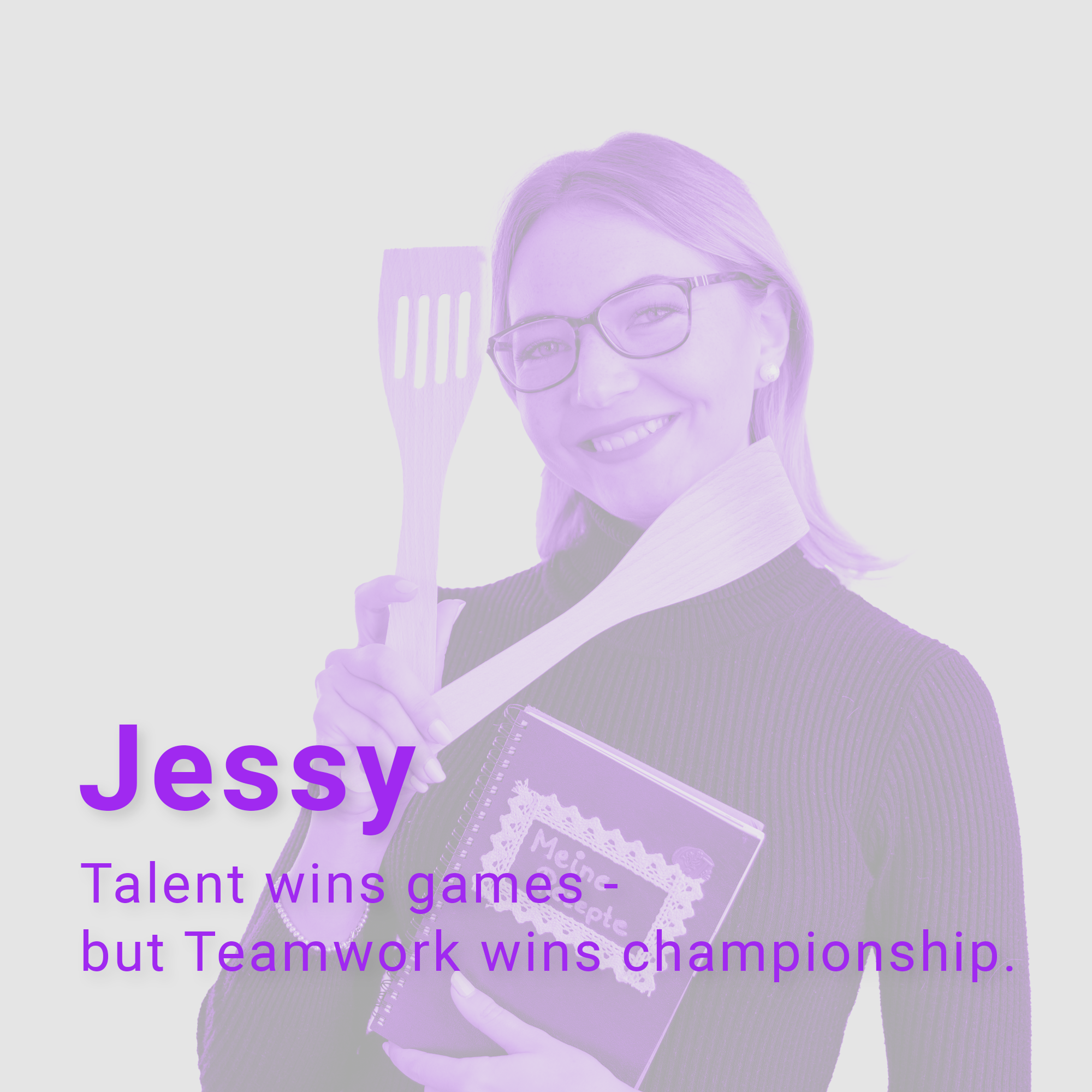 Jessy Kochlöffel