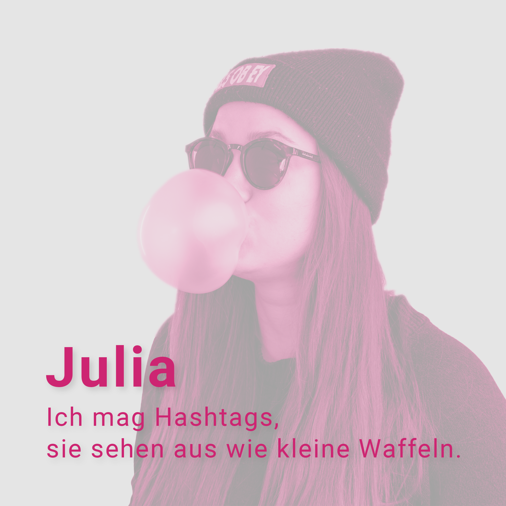 Julia Bubblegum