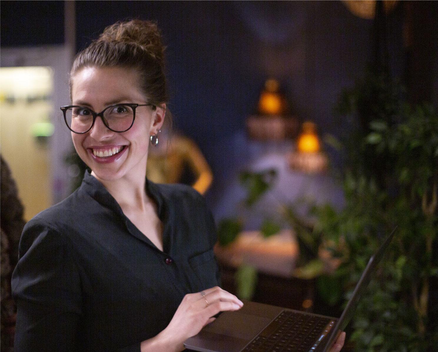 Nina Heir, CEO, Katapult Accelerator