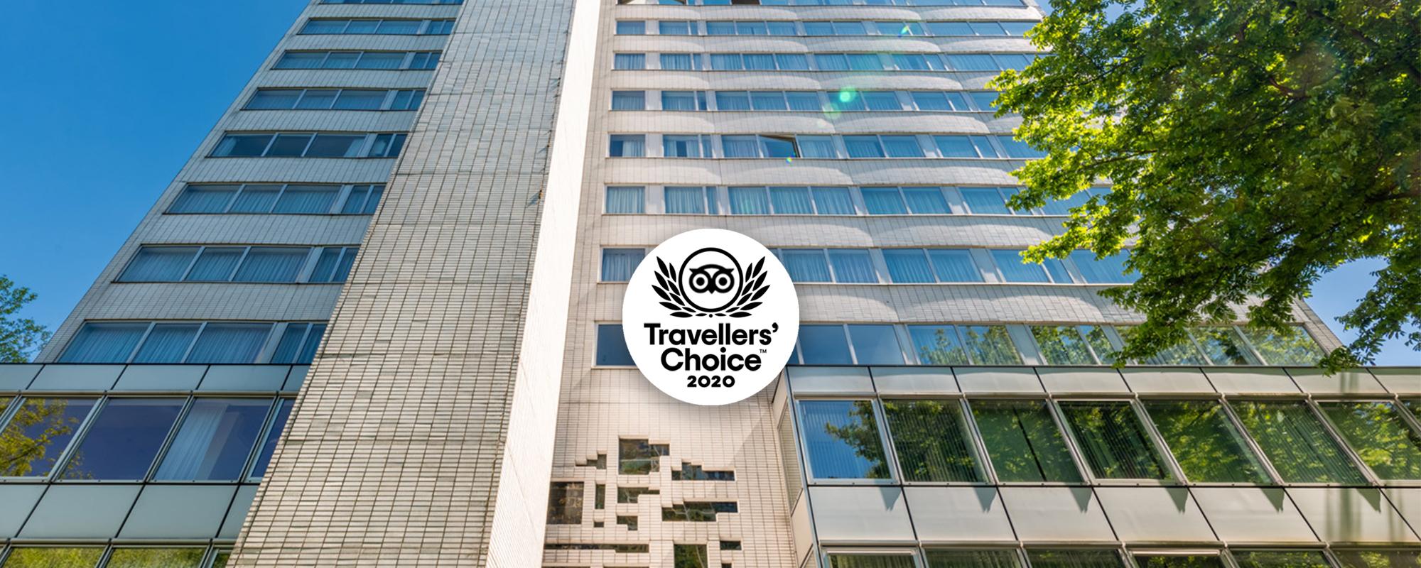 Htel wins 2020 Tripadvisor Travellers' Choice Award