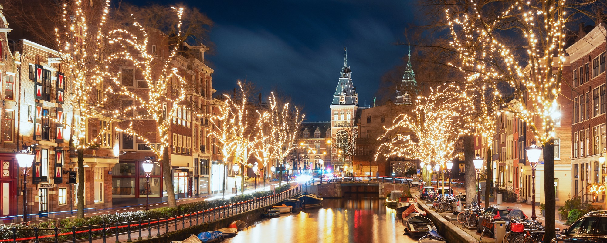 Our tips for an unforgettable December holiday in Amsterdam
