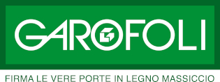Лого интериорни врати Garofoli