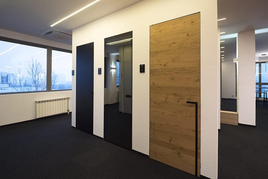 Най-големият дизайн център за врати - стъклени интериорни врати