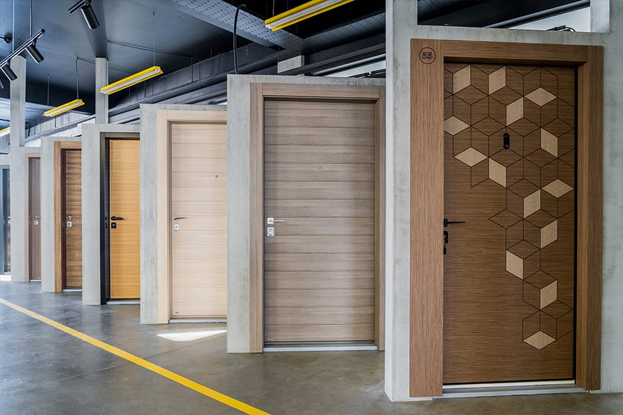 Най-големият дизайн център за врати - мостри врати Солид 55 с 3d дизайн