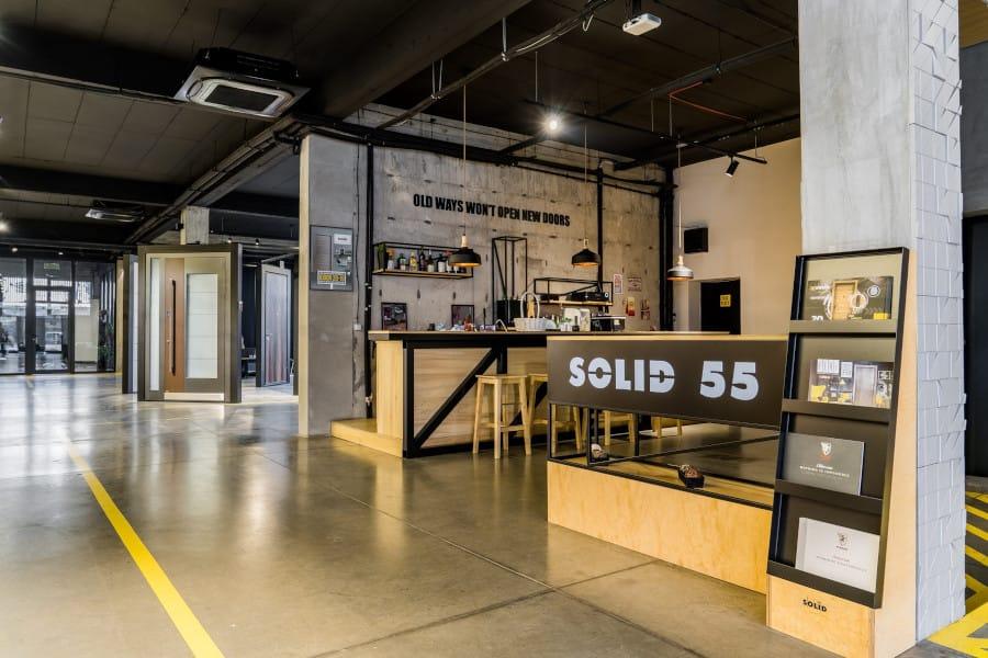 Най-големият дизайн център за врати - интериор бар