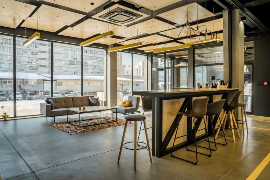 Най-големият дизайн център за врати - интериор