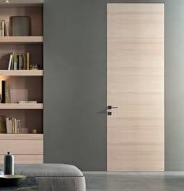 интериорна врата със скрити панти Garofoli - тапетна