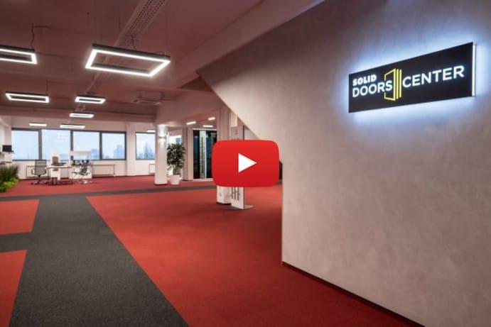 solid doors center - showroom
