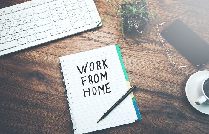 Working From Home? Top Tips For Staying Healthy and Productive