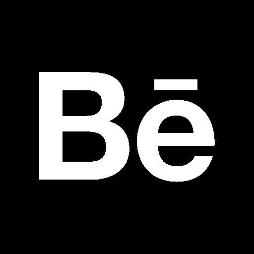Behance brand icon
