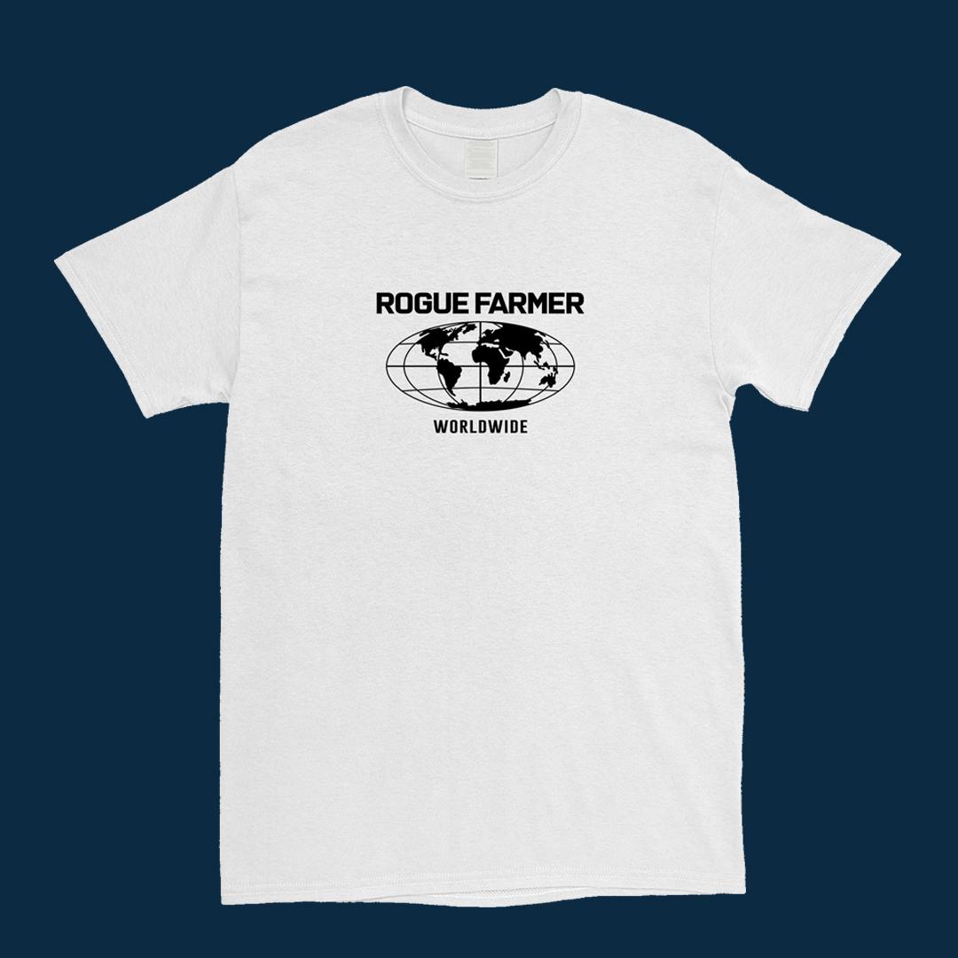 Mockup t-shirt graphique