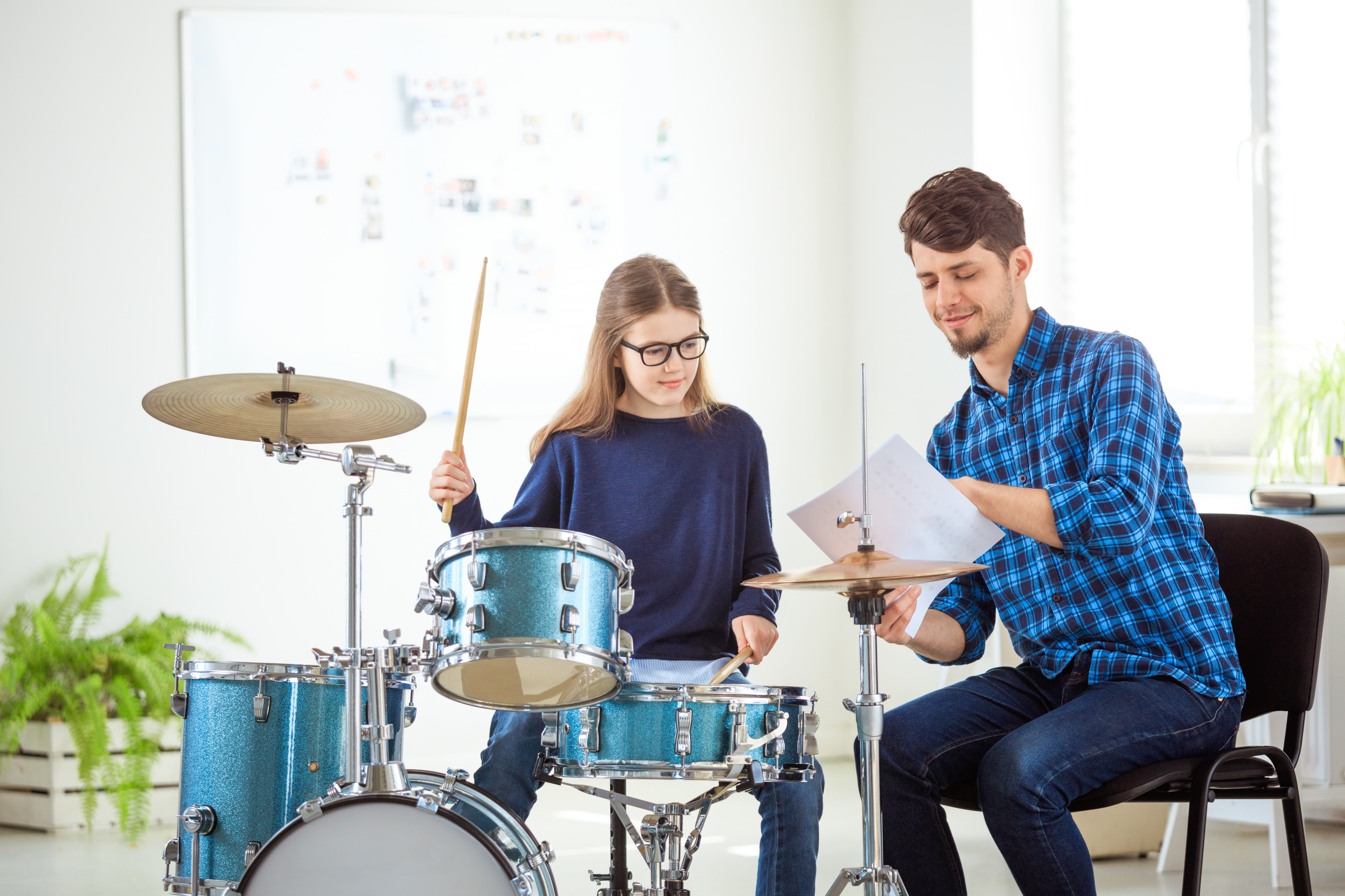 drum lessons near me for kids and adults in hendersonville nc