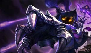 A League of Legends character