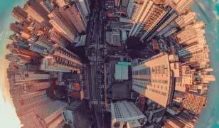 Image of a city