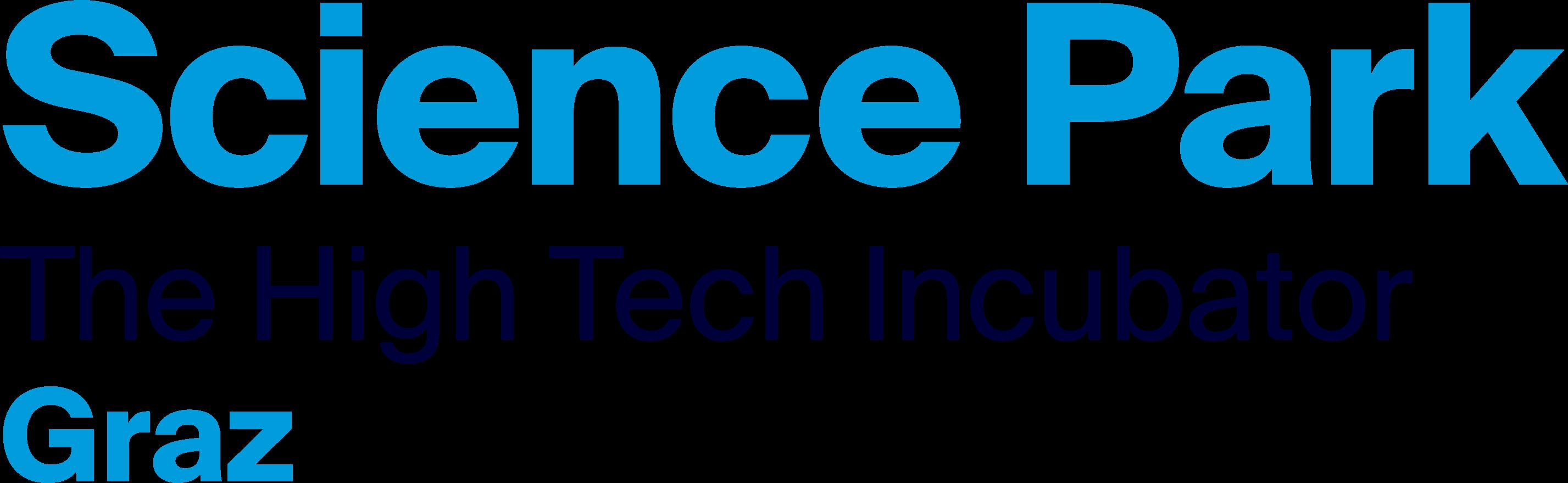Logo des Science Park Graz.