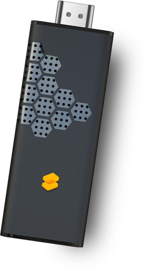 STEEQ boitier de diffusion affichage dynamique player SIGNAO