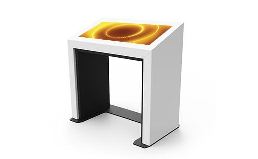 Table tactile materiel d'affichage dynamique