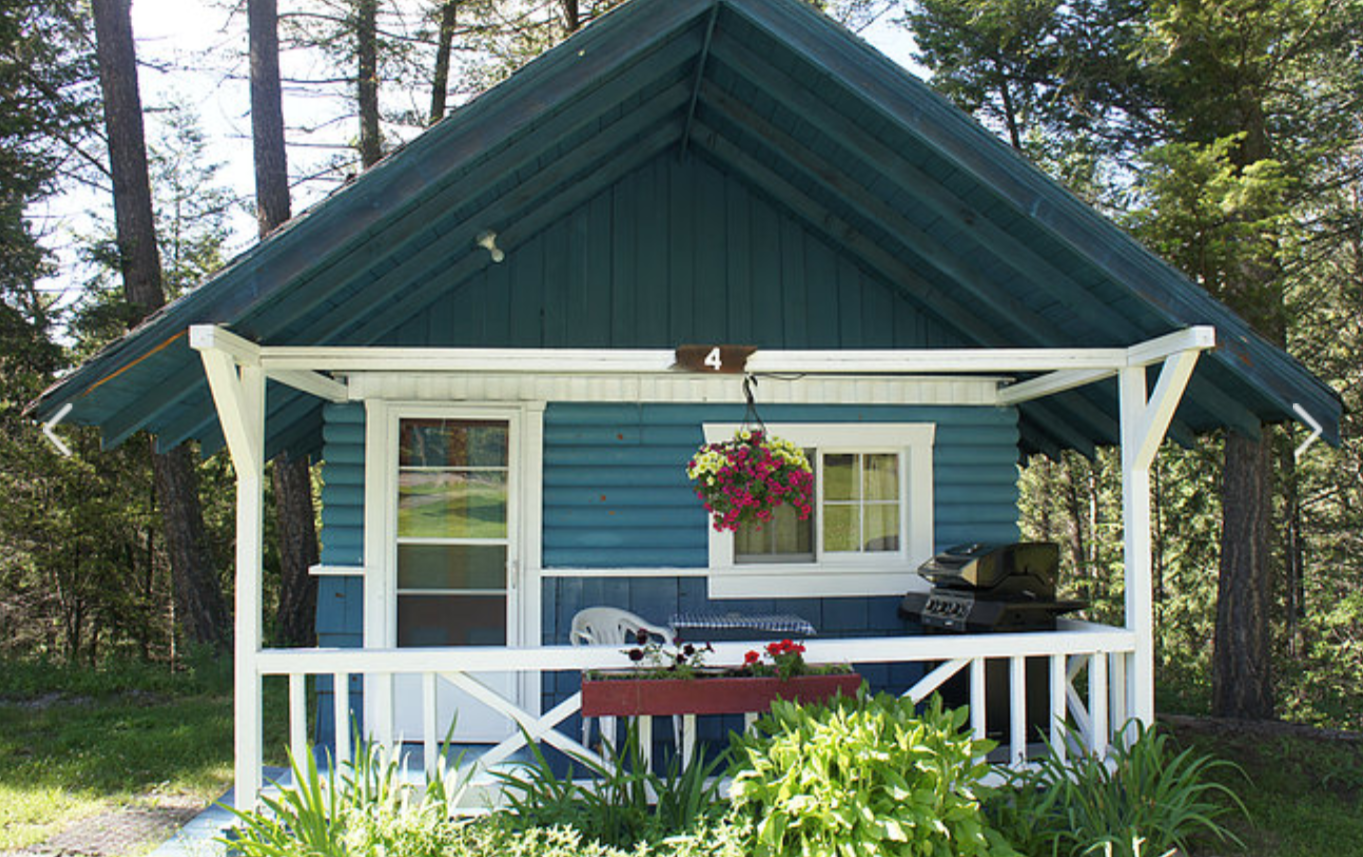 Bachelor Cabin