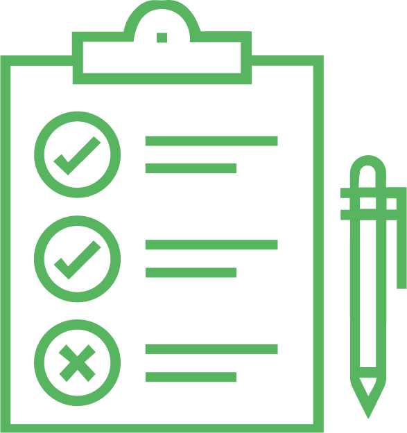 green research icon