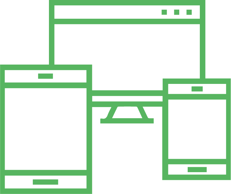 green implementation icon
