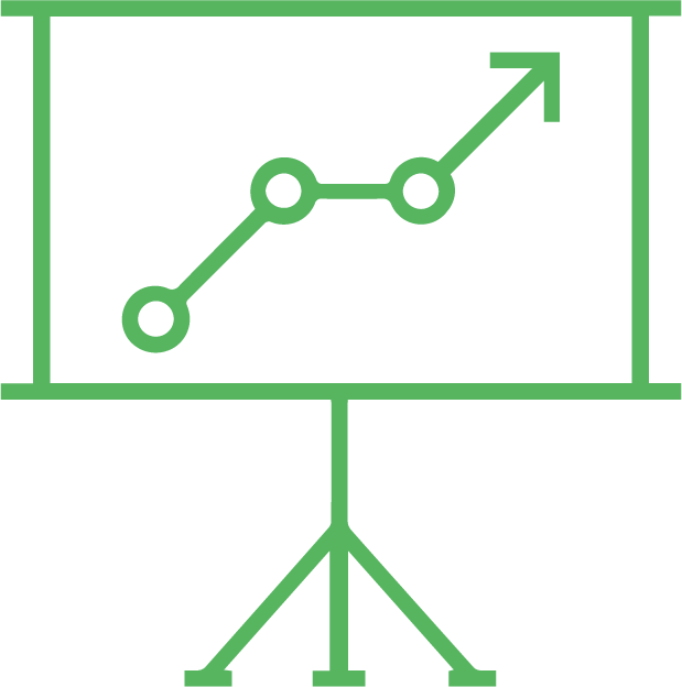 green strategy icon