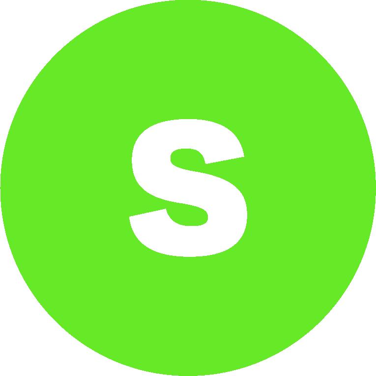 shelley shiroma designs lime green logo
